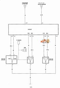 Guangzhou Honda Accord Anti Theft System Circuit Diagram