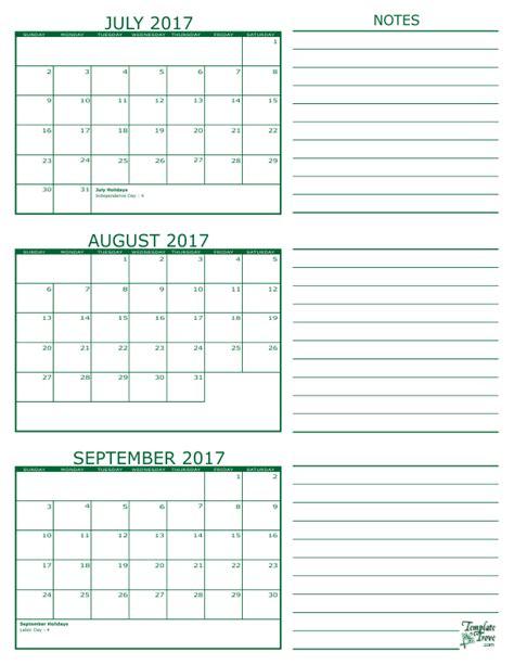 three month calendar template trove 3 month calendar 2017