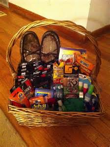 Boyfriend Gift Basket Ideas