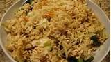 Asian cole slaw ramen noodles recipe