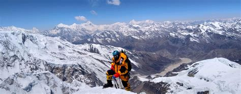 Expedition In Nepal Ascent Trails
