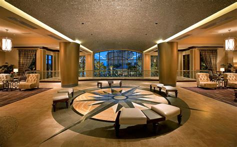 modern console tables  hotel entryways