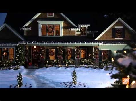 light show christmas lights home depot youtube