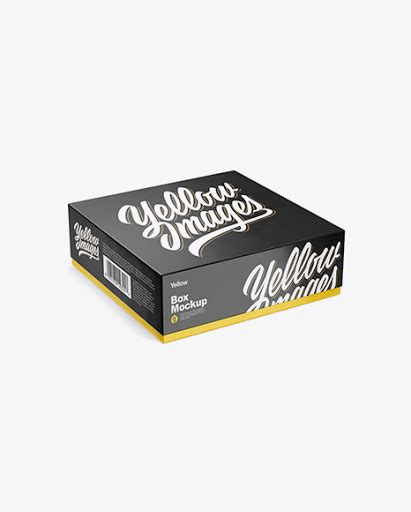 The packaging of your product must be attractive besides, you can also create a paper wrapper for the wine bottle to create a more exclusive appearance. Glossy Paper Box Mockup - Kraft Paper Box Mockup - Half ...