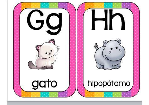 abecedario animales formato tarjetas004 Orientación