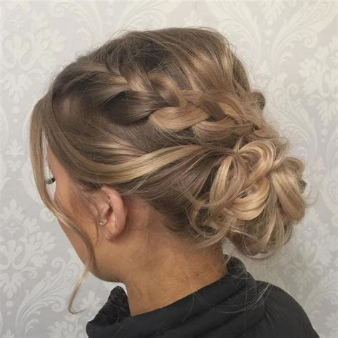 Hairstyles For Thin Hair Updos by 60 Updos For Thin Hair That Score Maximum Style Point