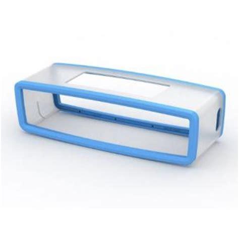 housse de protection bose soundlink mini bleu accessoire audio fnac be