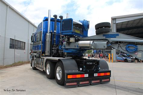 hha heavy haulage australia kenworth  mississippi fla