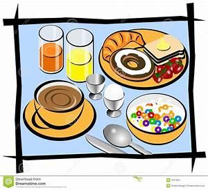Homemade Breakfast Clipart