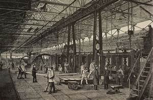 Key Stages of the American Industrial Revolution