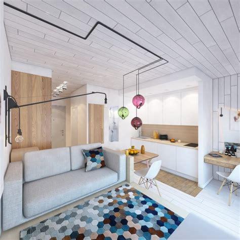 Aménager Un Studio De 30 M² En 6 Idées Extraordinaires