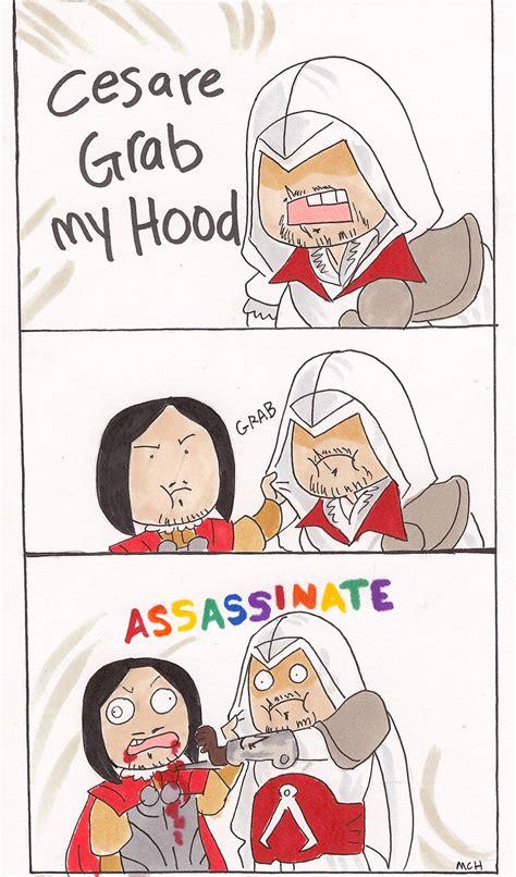 Ezio Memes - ezio meme breaker by incentefalconer on deviantart