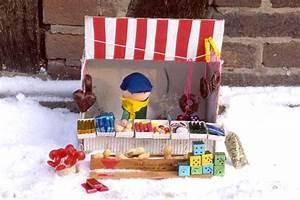 Bastelanleitungen Für Weihnachten : basteln mit kindern kostenlose bastelvorlage advent winter und weihnachten kleiner ~ Frokenaadalensverden.com Haus und Dekorationen