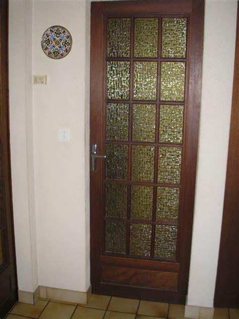 carreaux verre pour porte interieure porte int 233 rieure vitr 233 e clasf