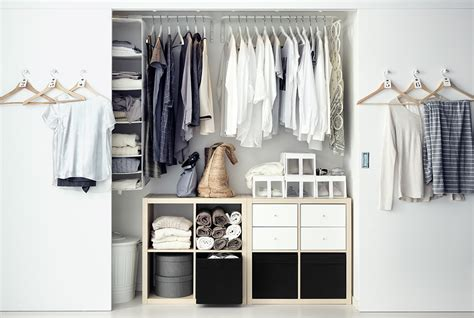 planning femme de chambre een persoonlijke inbouwkast met voldoende ruimte