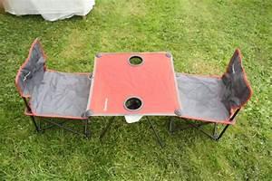 Table Et Chaise Camping : table et 2 chaises enfant decathlon quechua camping vendue ~ Nature-et-papiers.com Idées de Décoration