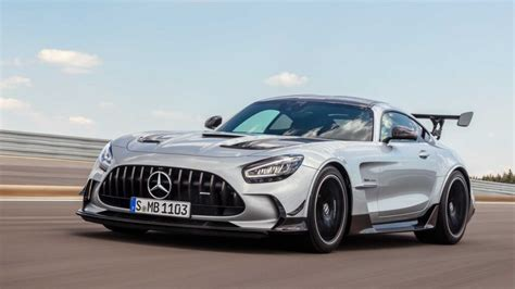 Well, you're going to have to shell out a whole lot of cash. Mercedes-AMG GT 2021 Black Series