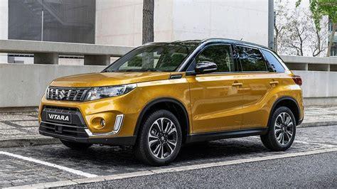 Suzuki 2019 : Suzuki Vitara Gets A Nose Job, New Engines For 2019