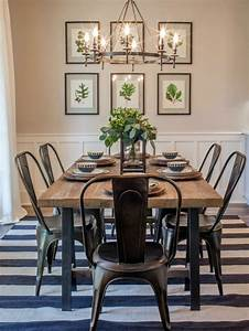 idee deco salle a manger la salle a manger style industriel With deco salle a manger design