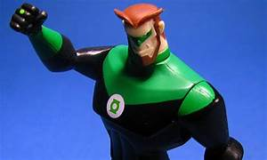 Green Lantern Justice League Unlimited