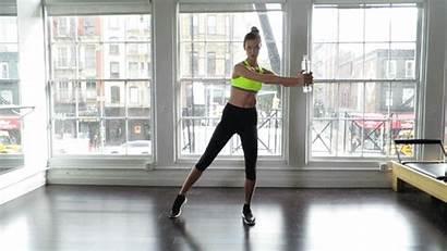 Karlie Workout Arms Kloss Vogue Arm Workouts