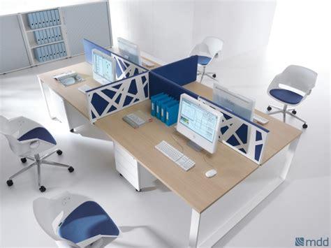 bureau open space mobilier bureau pour open space organisez vos m