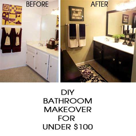 bathroom diy ideas diy bathroom makeover two