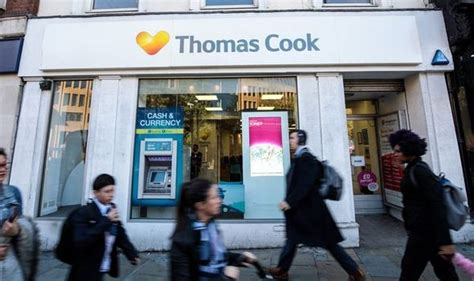 Thomas Cook to CLOSE 21 stores, HUNDREDS of jobs at risk ...