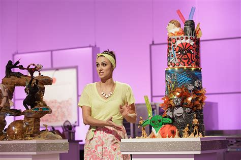 The Ultimate Bake Shoppe Competes On Food Networks Cake Wars