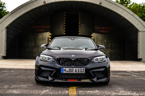 bmw catches world fever shows off german themed m2 competition carscoops