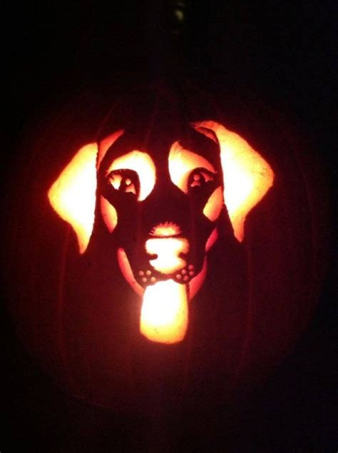 Free Minion Pumpkin Carving Stencil by Carve A Pumpkin To Look Like Your Dog Free Printable