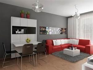 Graue Wandfarbe Wohnzimmer : wandfarbe grau ist der neue trend in der zimmergestaltung ~ Sanjose-hotels-ca.com Haus und Dekorationen
