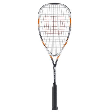 wilson hyper hammer  squash racket
