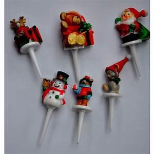 Decoration Pour Buche De Noel : sp cial f tes d co b che de no l personnages cuistoshop ~ Farleysfitness.com Idées de Décoration