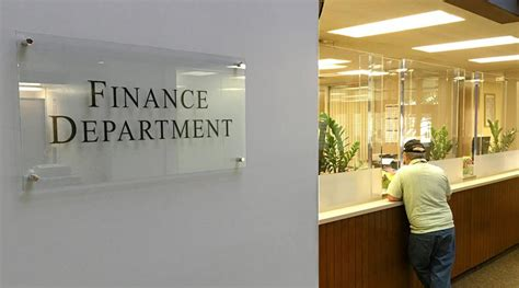 bureau of finance finance city of salinas