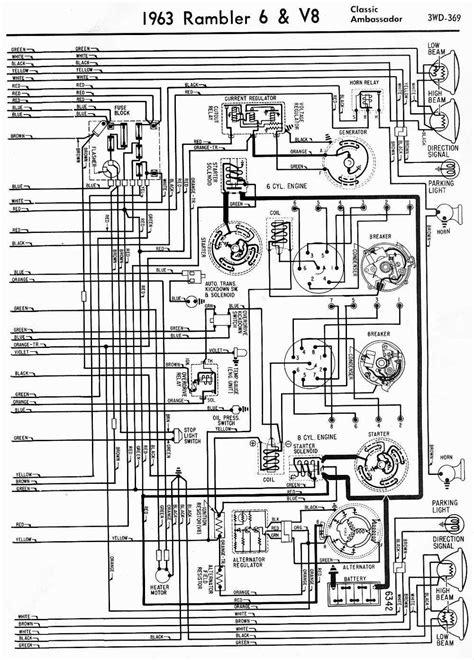 Rambler Circuit Wiring Diagrams