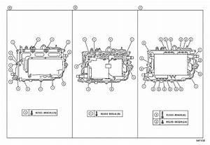 Toyota Prius V Sensor Sub