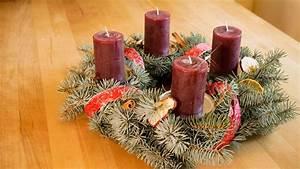 Adventskranz Rot Selber Machen : adventskranz selber machen selber binden made by myself ~ Articles-book.com Haus und Dekorationen