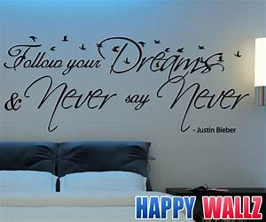 teen bedroom wall decals quotes quotesgram With ideas for wall decals for teenage girl
