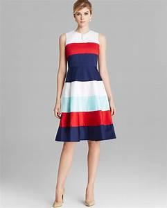 Keds Size Chart Lyst Kate Spade New York Corley Dress