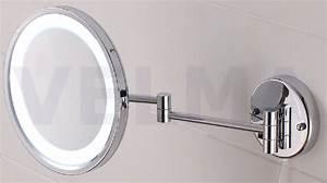 Kosmetikspiegel Mit Led Beleuchtung Und Vergrößerung : das highlight f r ihr bad eleganter kosmetikspiegel mit beleuchtung und neuester led technik ~ Sanjose-hotels-ca.com Haus und Dekorationen