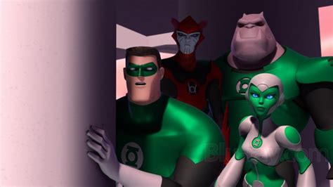 green lantern the animated series