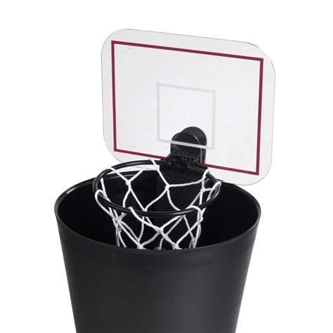 poubelle bureau fille panneau de basket de poubelle un cadeau sonore