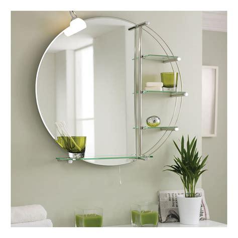 miroir salle de bain eclairant miroir eclairant rond de salle de bains avec 233 tag 232 res lq310 salle de bain wc