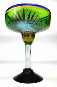Martini Glas Xxl : mexican margarita glass hand painted margarita glass made ~ A.2002-acura-tl-radio.info Haus und Dekorationen
