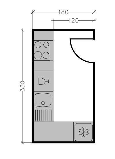 plan cuisine 10m2 plan de cuisine en l 8 exemples pour optimiser l 39 espace