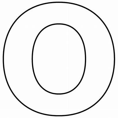Letter Bubble Clipart Template Alphabet Coloring Lower