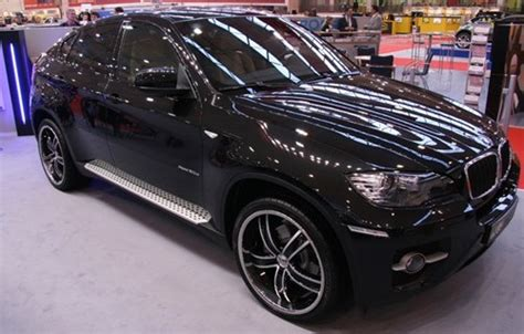 Bmw X6 M Modification by Bmw X6 M Car Modification 2011