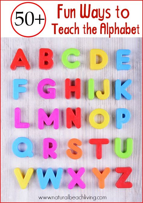 200 of the best preschool themes and lesson plans 529 | alphabet pin1