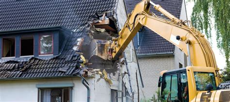 What Does House Demolition Cost?  Hometown Demolition